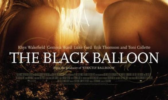 BLACK BALLOON